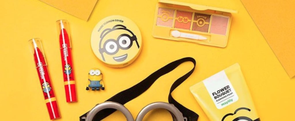 The Missha x Minions Collection Lets You Bring Stuart, Kevin, and Bob Home With You