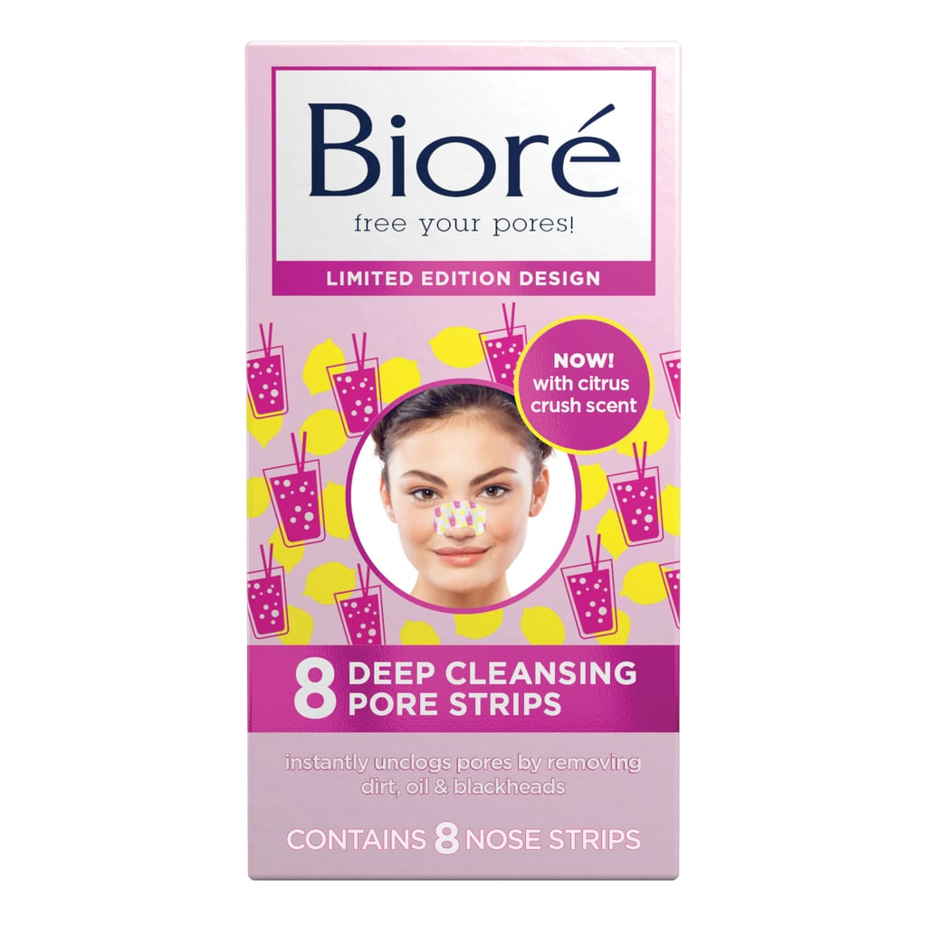 Biore Citrus Crush Pore Strips