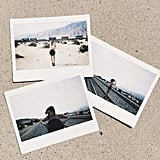 Danielle Bernstein Shot Stylish Polaroids in the Desert