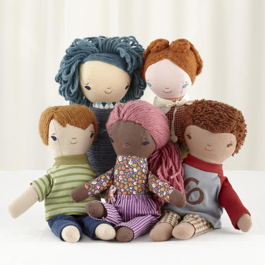 The Land of Nod Wee Wonderful Dolls