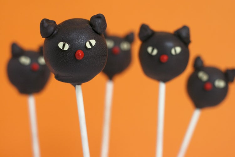 Halloween Cake Pops | POPSUGAR Moms