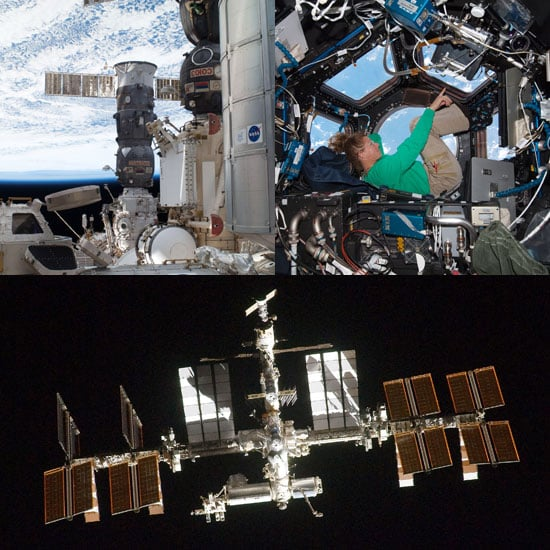 International Space Station to Crash Land in 2020