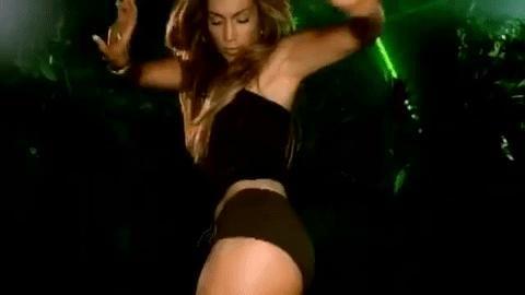 Jennifer Lopez Judging World of Dance Competition