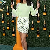 March at the Veuve Clicquot Carnival in Miami