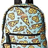 Luv Betsey Pizza Print Backpack