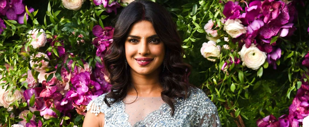 Priyanka Chopra's Outfit at Akash Ambani's Wedding
