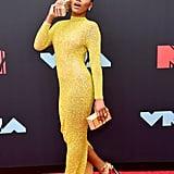 Keke Palmer at the 2019 MTV VMAs