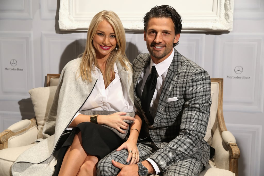 Anna Heinrich and Tim Robards — Day 1