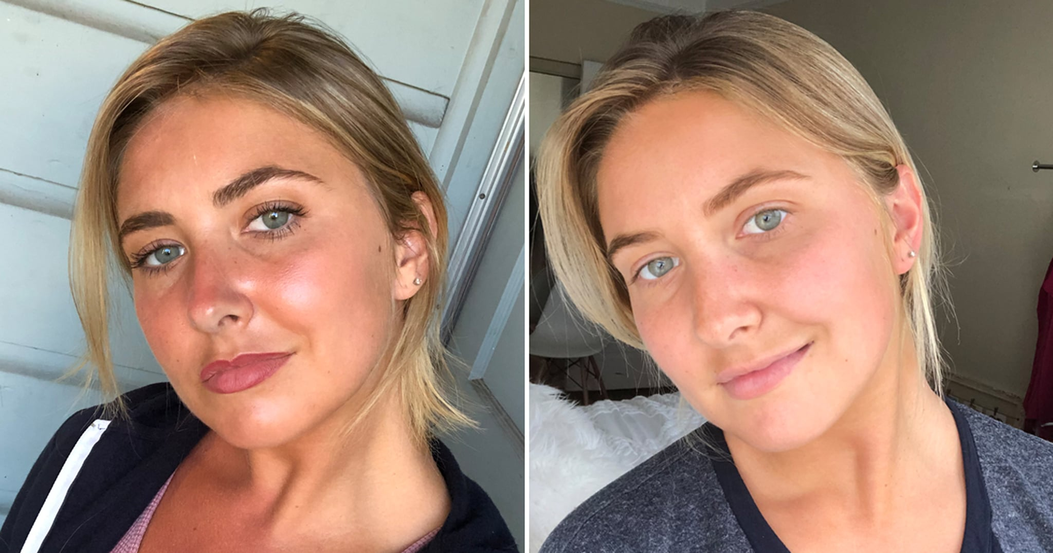 I've Skipped Makeup Almost Every Day While Self-Isolating, and It's Changed My Point of View