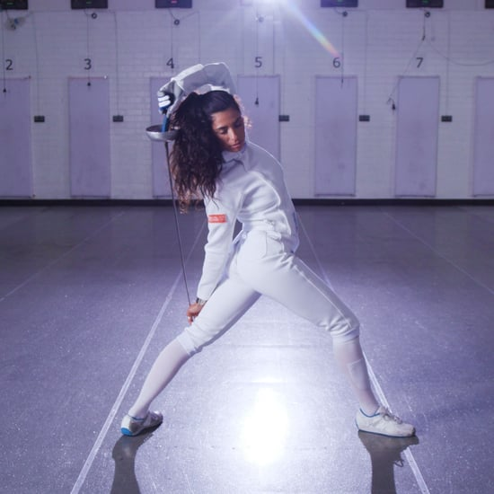 Natalie Vie Fencer Interview