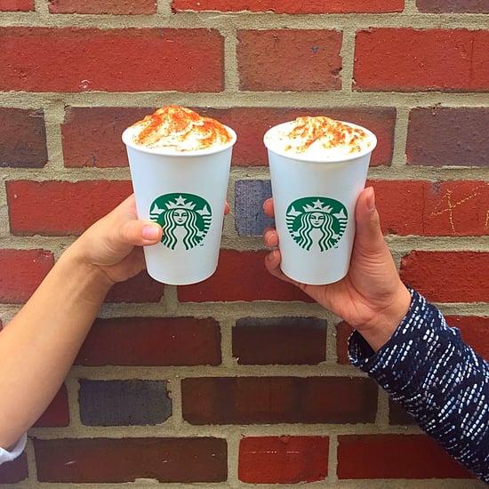 Starbucks Chile Mocha Taste Test