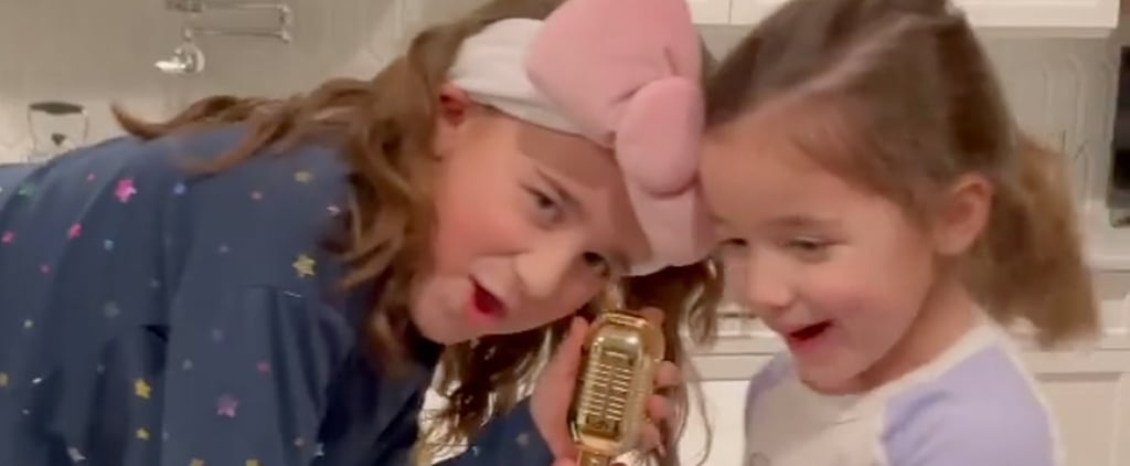 Kevin Jonas's Daughters Make Fun of Jonas Brothers | Video