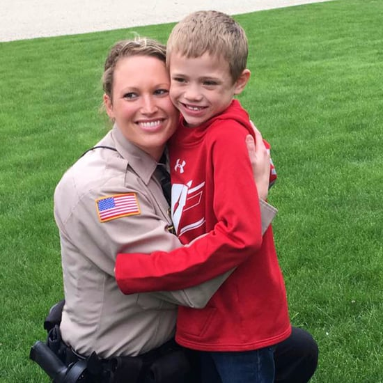 Police Officer Donates Kidney to Little Boy