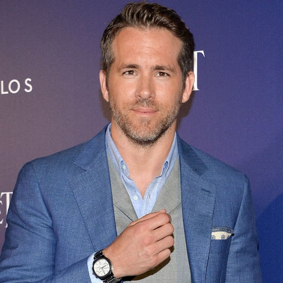 Ryan Reynolds at Piaget Event July 2016