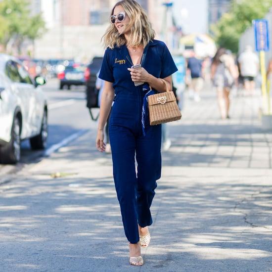New York Fashion Week Street Style Spring 2017