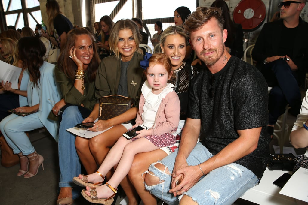 Tash Sefton, Elle Ferguson, Roxy Jacenko, Pixie Curtis and Max May — Day 3