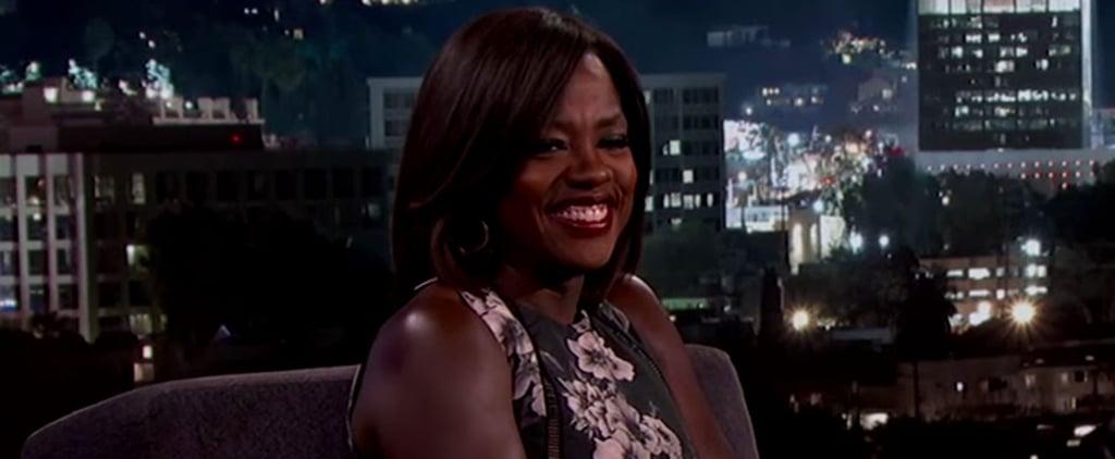 Oprah Winfrey Gave Viola Davis the Worst Wedding Present