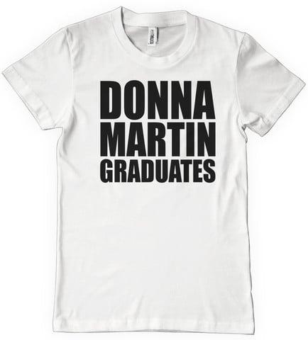 90210 Donna Martin Graduates T-Shirt ($10)