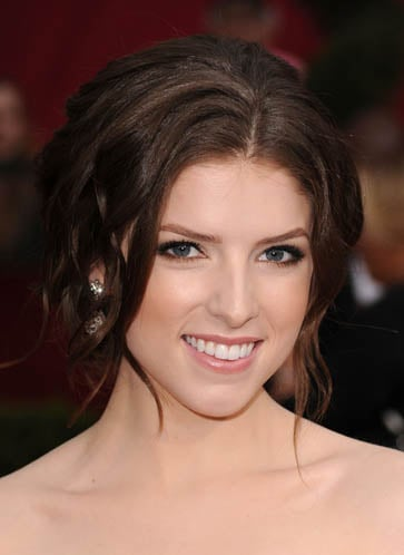 Anna Kendrick Oscars 2010: How-To Hair