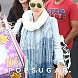Jessica Biel Flashes Her Belly Amid Pregnancy Rumors