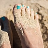 Give each other Summer pedicures.