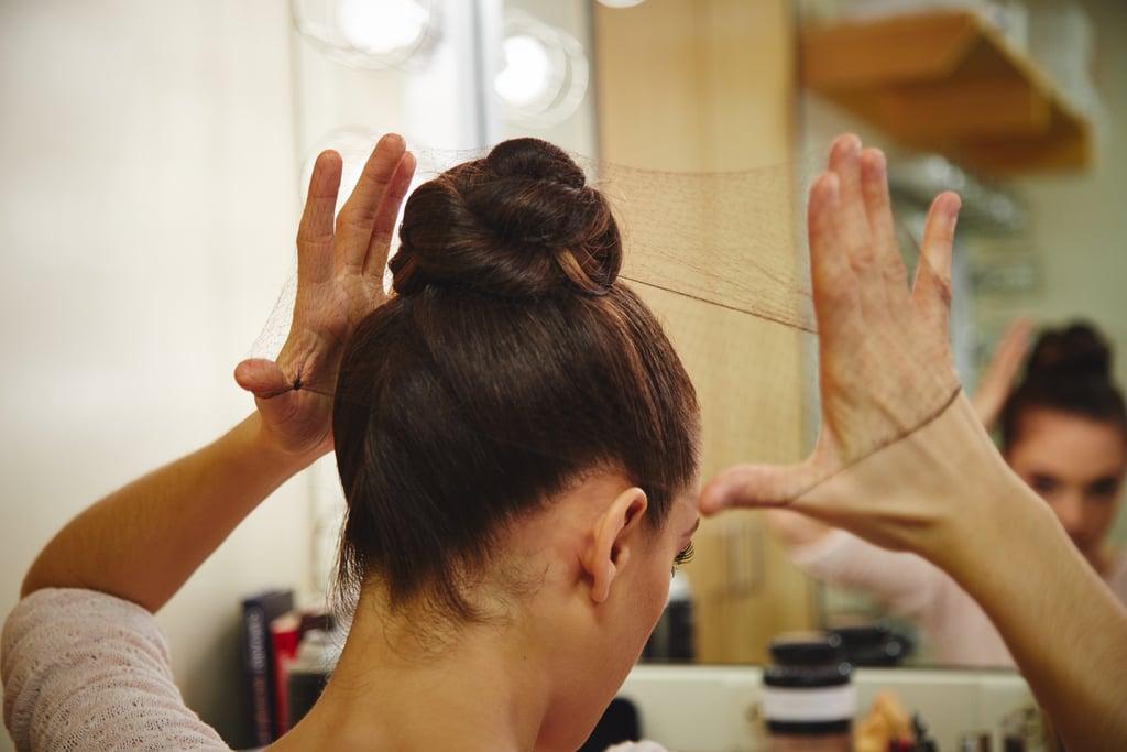 Step 9: Add a Hairnet