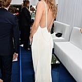 Laura Haddock in Alaïa From WilliamVintage