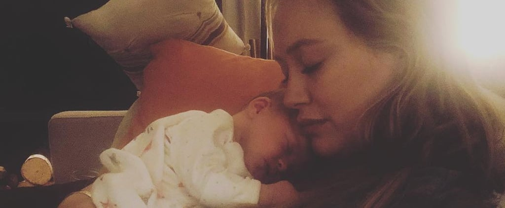 Pictures of Hilary Duff and Matthew Koma's Daughter Banks