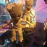 Guardians of the Galaxy Groot Dancing Figure