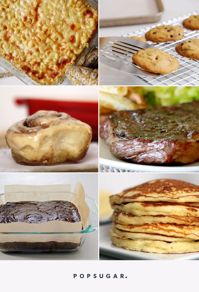 15 of Alton Brown's Most Popular Recipes on Good Eats