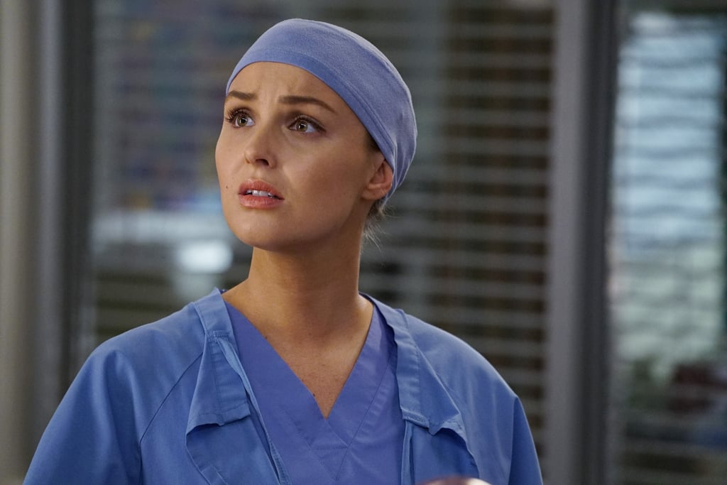 Camilla Luddington Grey\'s Anatomy Season 15 Interview | POPSUGAR ...