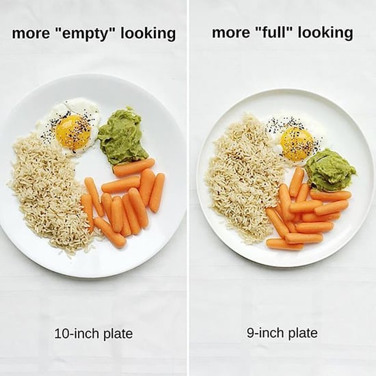 How to Feel Full When Eating For Weight Loss