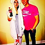 Coke and Polar Bear