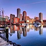 Boston, Chicago
