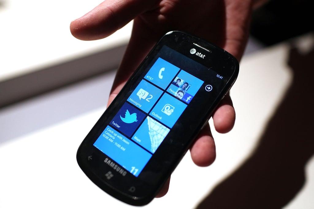 Windows Phone 7?