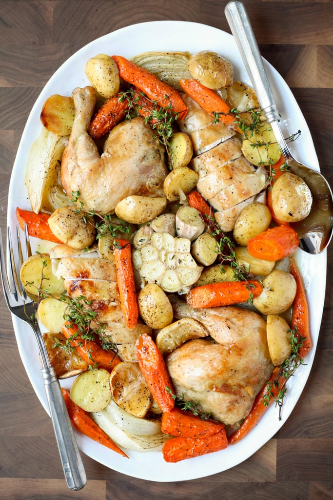 Chicken And Potato One Pan Dinners Popsugar Food