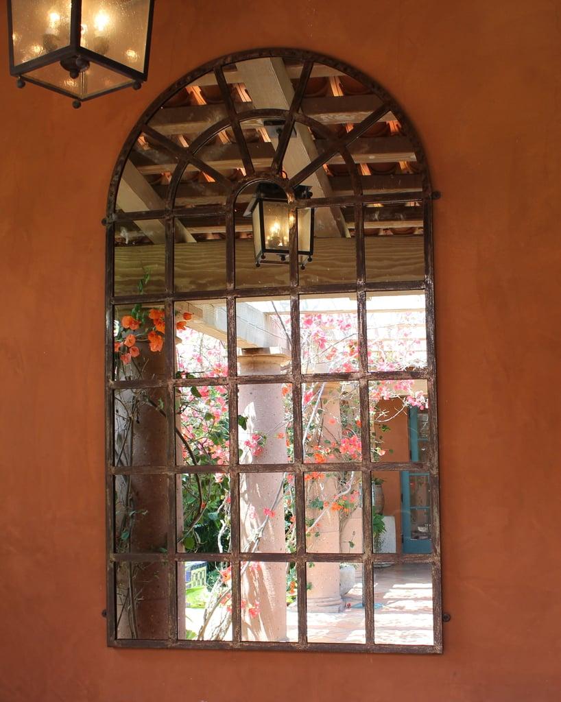 Paned Mirrors Tuscan Decor Popsugar Home Photo 10