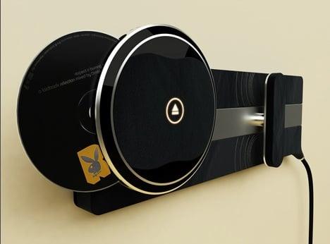 The Pandora Alcantara Player Makes CDs Look Hot Again