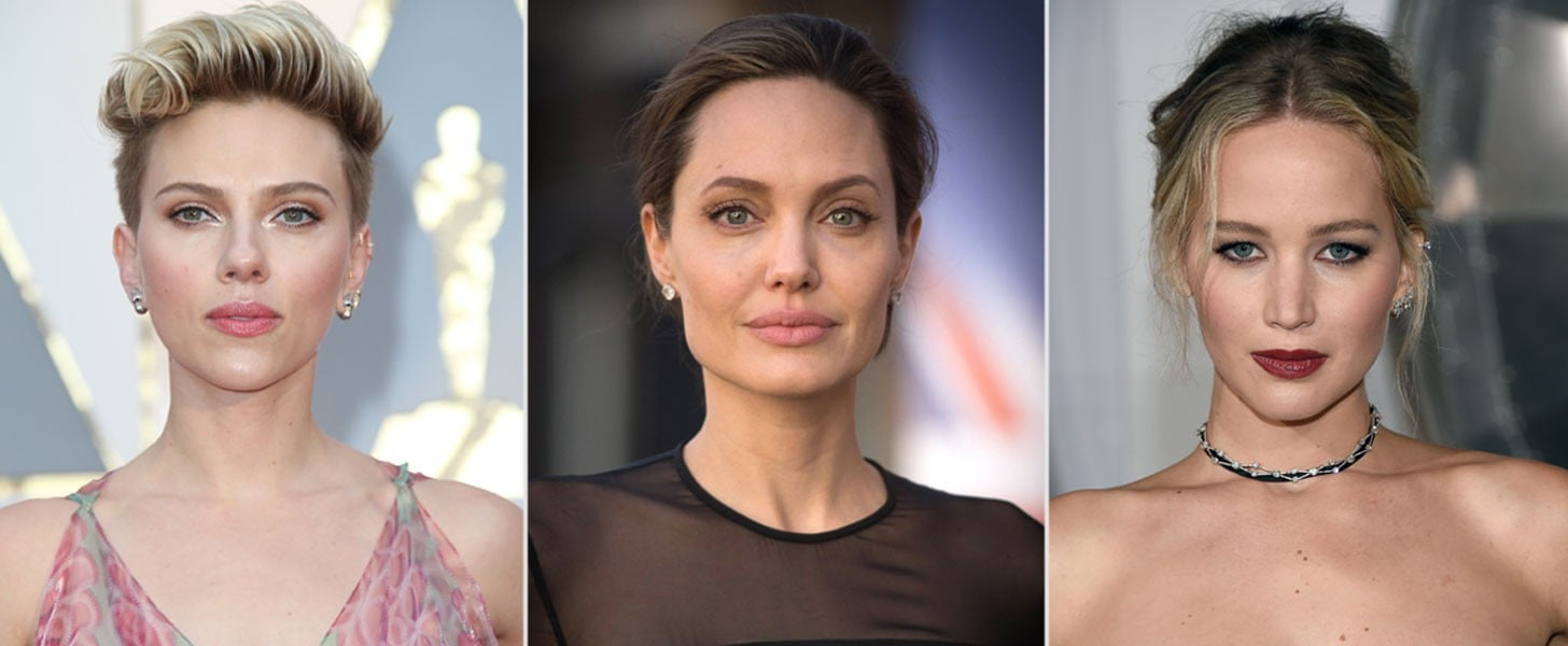 World's Highest Paid Actress 2018