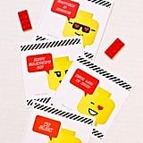 Lego Emoji Valentines