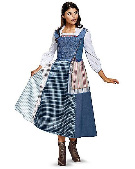 Peasant Belle Costume Beauty And The Beast 50 The 27 Best Spirit Halloween Costumes Of 2017 Popsugar Smart Living Photo 21