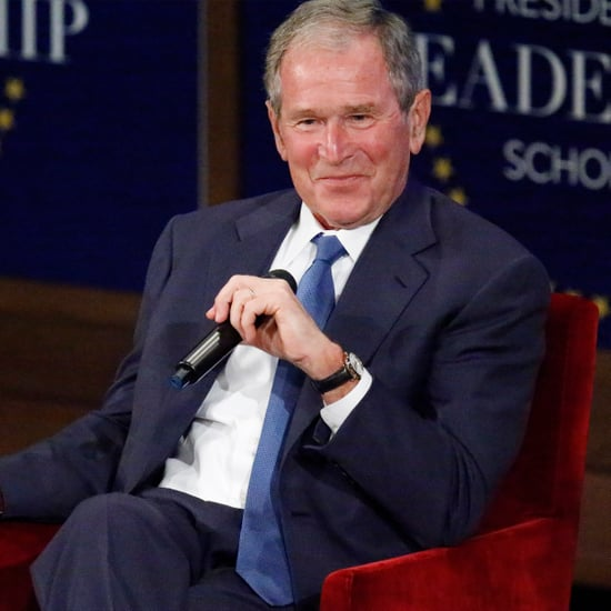 George W. Bush Quotes About Donald Trump March 2018