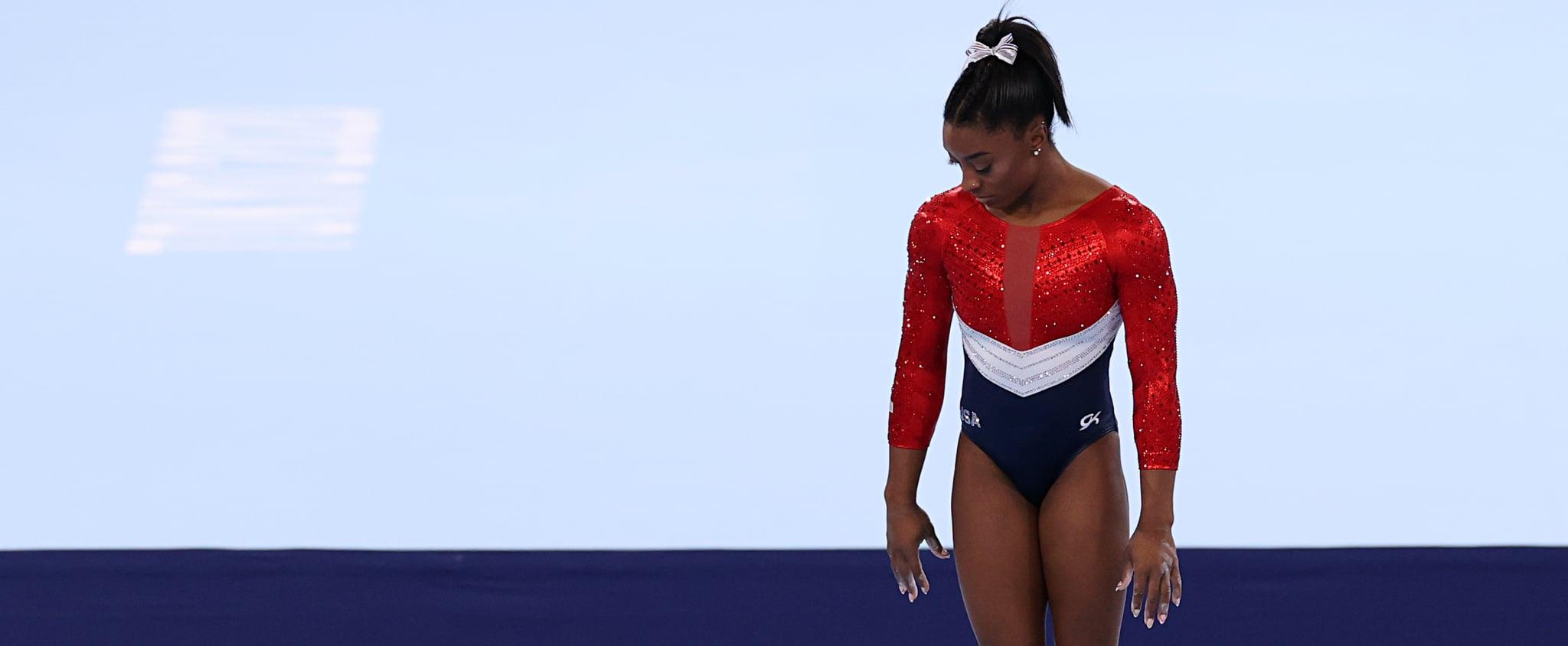 Simone Biles Withdraws From Women's Gymnastics Team Final