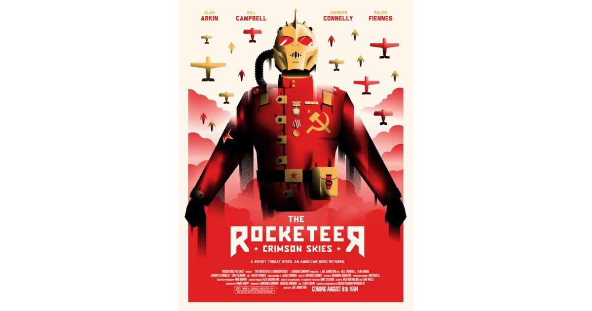 The Rocketeer 2: Crimson Skies | Movie Posters For Sequels