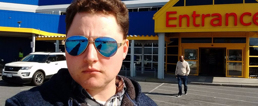 Husband's Account of Shopping at Ikea With His Wife