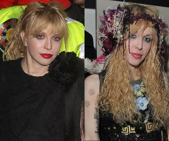Courtney Love Hair Pictures