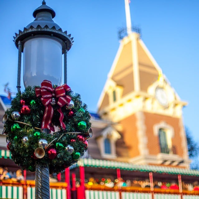 Christmas Decorations For Disneyland: The Festive Christmas Decorations That Go Up In November