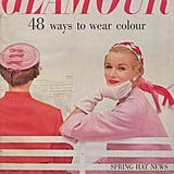 """Glamour: """"for the girl with a job."""""""