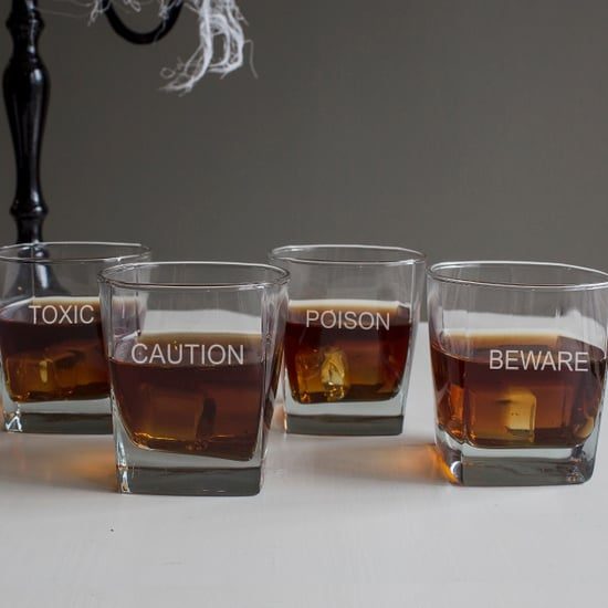 Target Halloween Cocktail Glasses