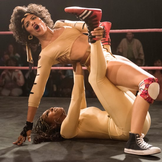 Who Plays Yolanda in Glow?